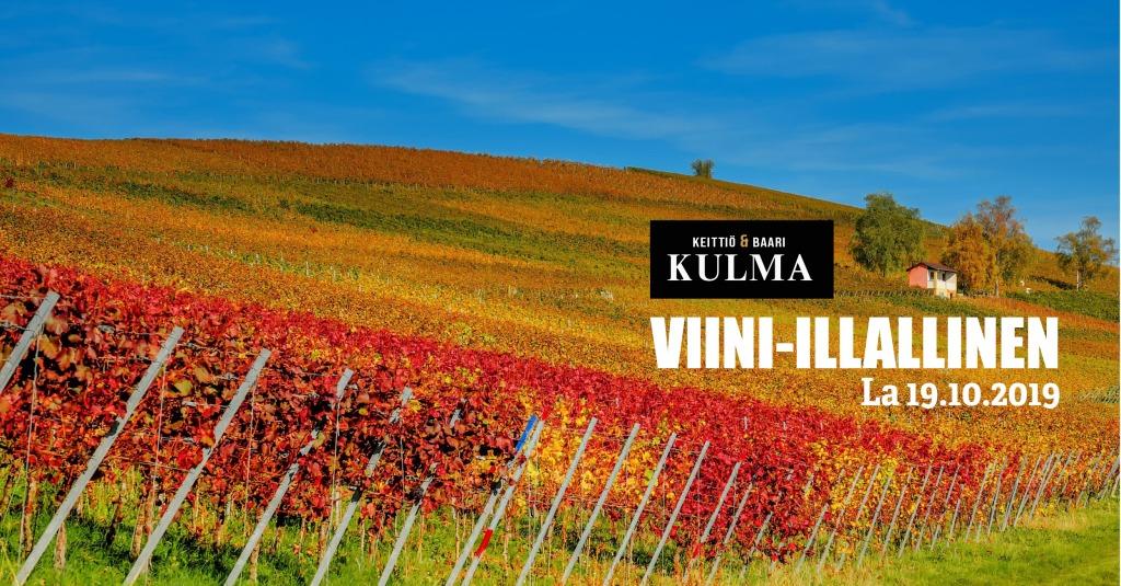 Kulma - Keittiö & Baarin viini-illallisilla maistellaan viisi viiniä & viisi ruokaa. Korttelibistro tarjoaa herkullisia ruoka-annoksia a la carte listalta.